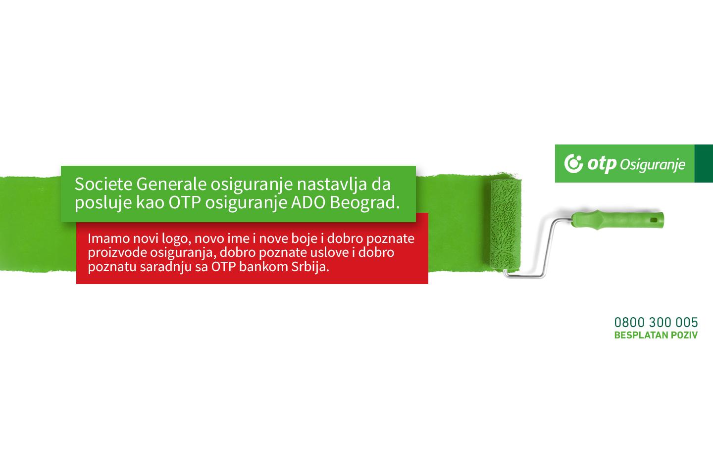 OTP Osiguranje u Srbiji